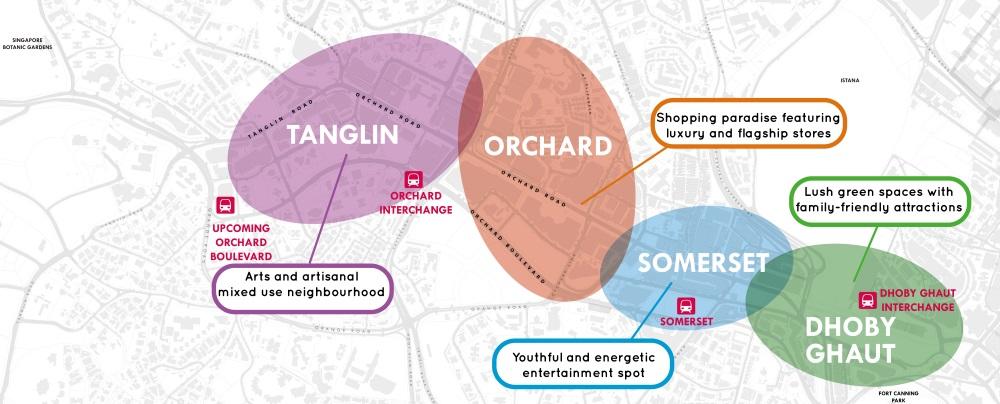 Leedon Green - orchard precincts singapore