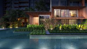 Leedon Green Garden Villa