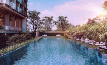 Leedon Green Lap Pool