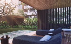 Leedon Green Spa Pavilion