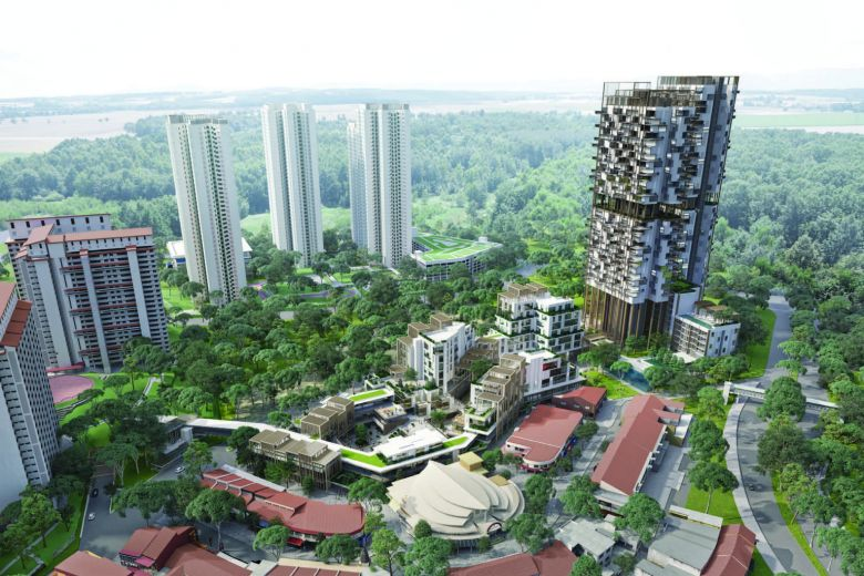 Leedon Green Holland Village